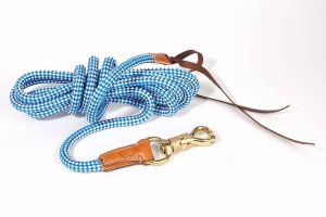 12ft Communication Line Natural Horsemanship Training Rope – Horse Parelli Style Training Rope