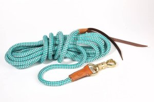 22ft Communication Line Natural Horsemanship Training Rope – Horse Parelli Style Training Rope