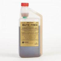 Gold Label Bute Free Liquid For Horses – 1 Litre