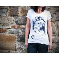 Urban Horse Ladies T-Shirt – Chalice