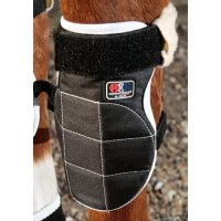 Premier Equine Magnetic Horse Knee Boots – Pair