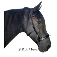 Baro Straightness Training Leather Lunge Cavesson
