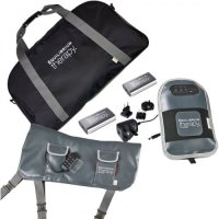 Equilibrium Massage Back Pad And Mitt Combo Pack