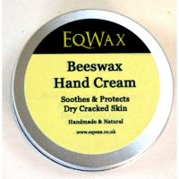 Eqwax Riders Beeswax Unscented Hand Cream – 100 Grams