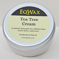 Eqwax Tea Tree Cream 80ml