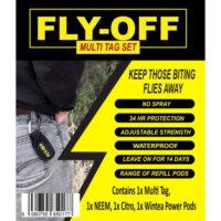 Fly-Off Multi Clip Starter Pack