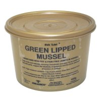 Gold Label Green Lipped Mussel For Horses – 450g