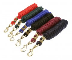 10′ lead ropes