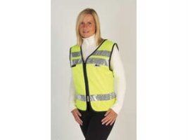 HyVIZ Adjustable Mesh Waistcoat with Phone Pocket