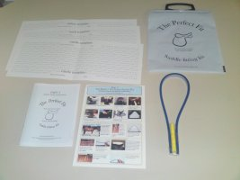 The Perfect Saddle Fitting Kit
