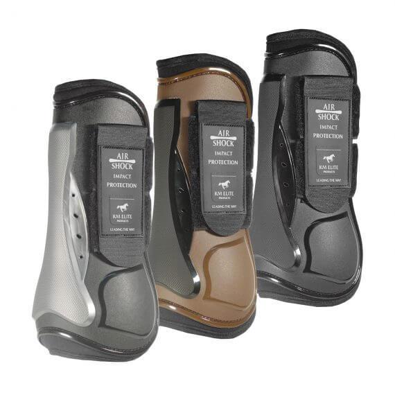 KM Elite Airshock Tendon Boots