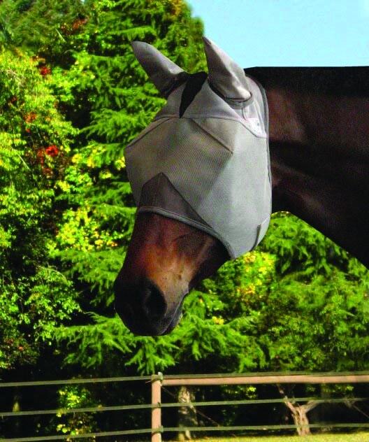 Cashel Crusader Fly Masks Standard with ears