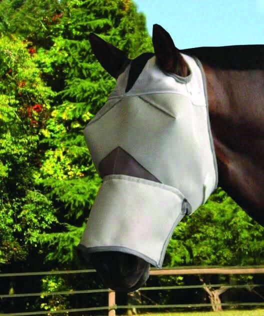 Cashel Crusader Fly Masks Long