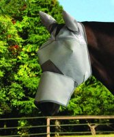 Cashel Crusader Fly Masks Long with ears