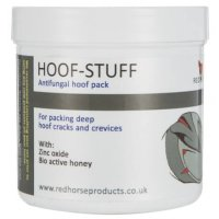 Hoof Stuff Red Horse Products Antimicrobial Hoof Pack – 190ml