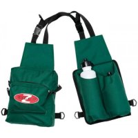 Zilco Endurance Double Drink Bottle Saddle Bag